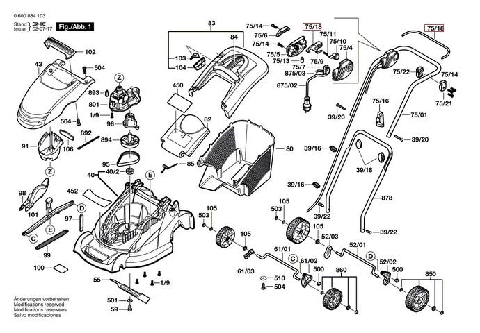 Bosch Rotak 34 инструкция - фото 8